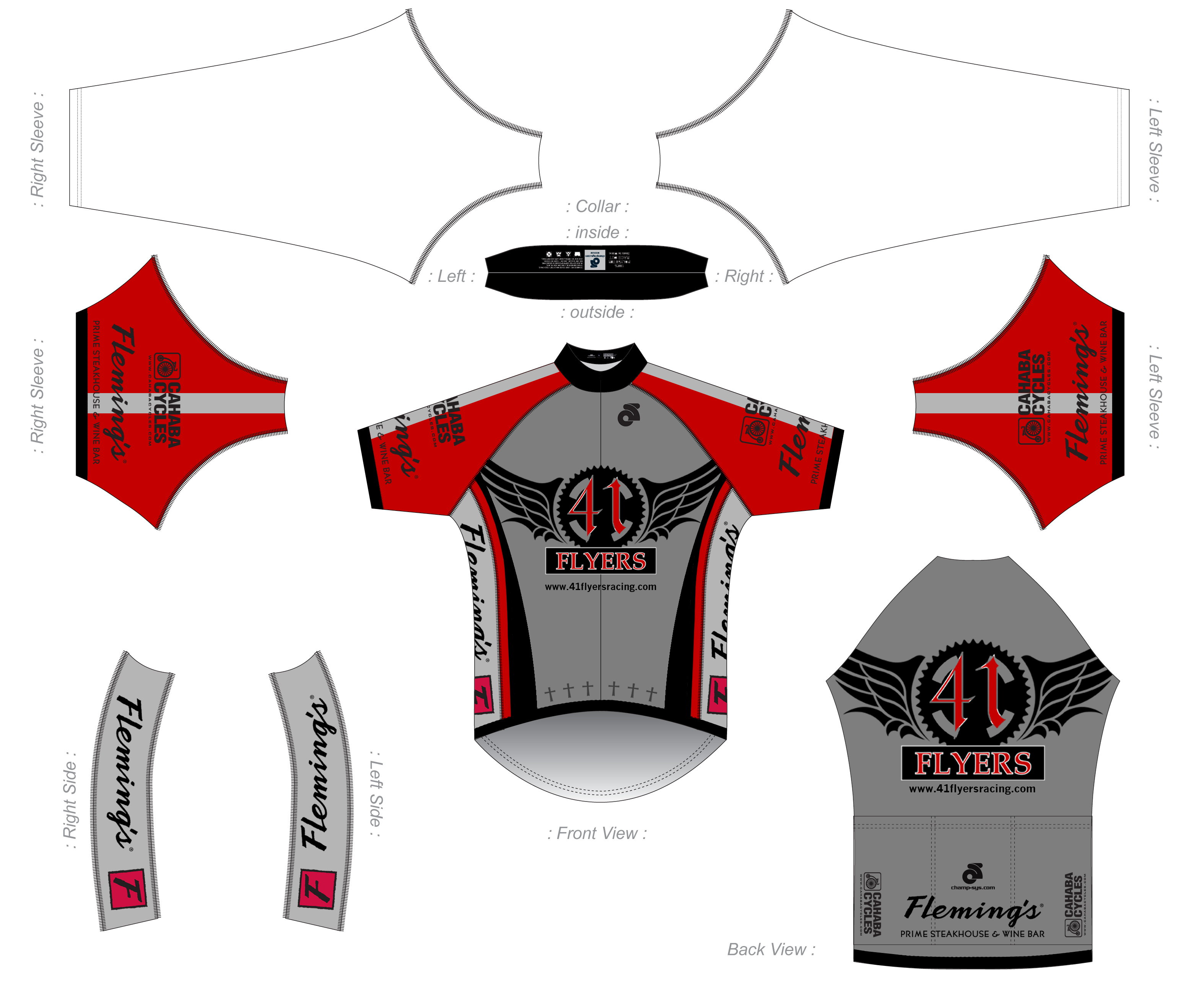 Design t shirt online template - Ulser 41flyersracing