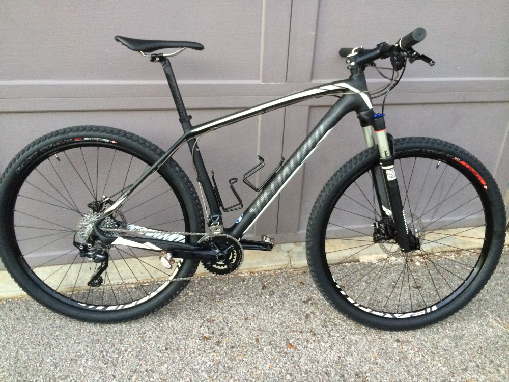 Stumpjumper HT 29er mid-term review (3/6)