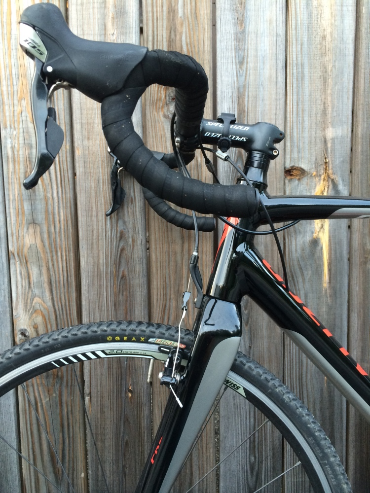 final review - Specialized Crux Elite (3/6)
