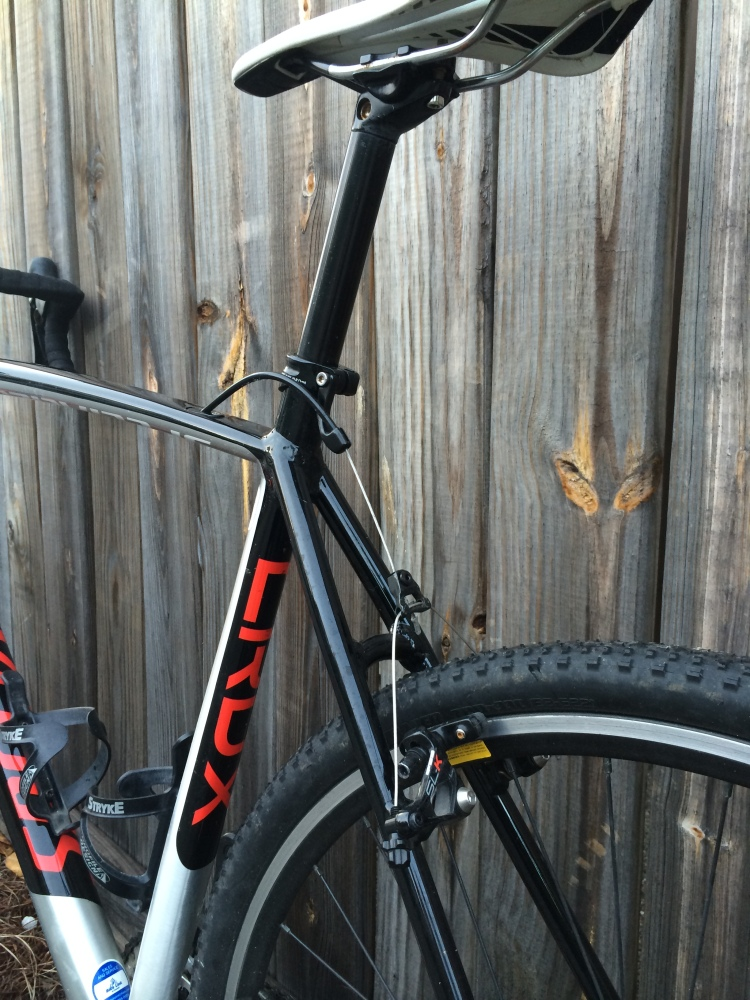 final review - Specialized Crux Elite (4/6)